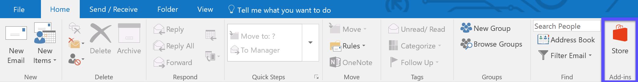 Outlook Add Ins Mac